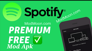 Download Spotify Premium Mod  Apk